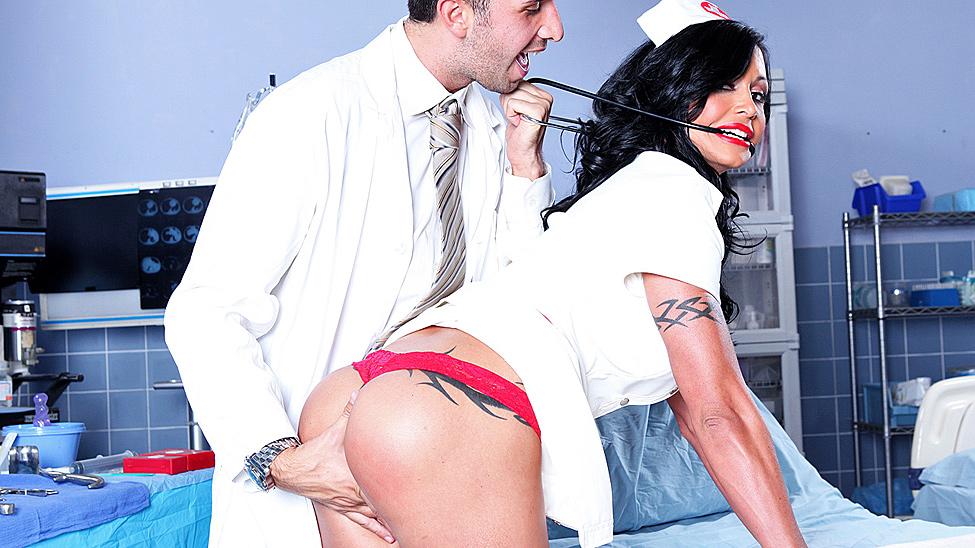 Nurse Booty