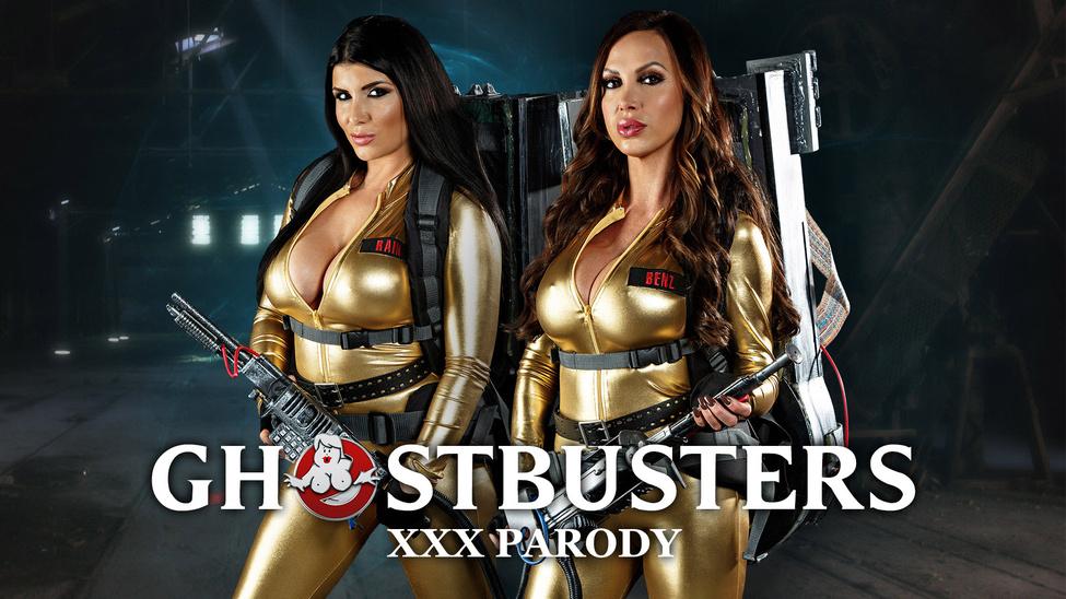 Ghostbusters XXX Parody: Part 4